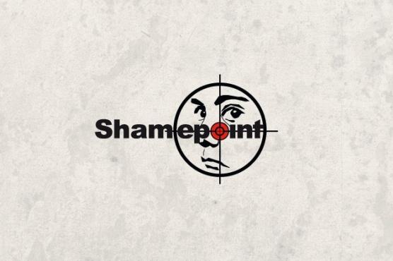 Kampanjen Shamepoint