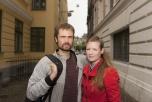 Porträttbild av Per och Karin